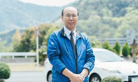 校長 升田 義秀