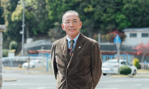 代表取締役社長 田上克彦